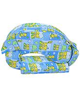 Babyhug Feeding Pillow - Blue