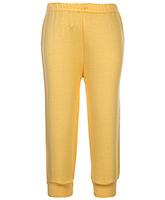 Babyhug Ribbed Hem Legging - Yellow