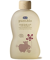 Chicco - Gentle Body Wash and Shampoo