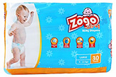 Zogo Dry Baby Diapers