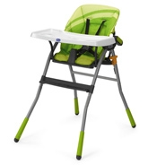 Chicco Jazzy Highchair Green Wave