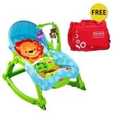 Fisher-Price - Newborn-to-Toddler Portable Rocker