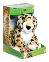 Animal Planet - Wild Eyes Endangered Spe... Try me! Cute and soft animal sound cheetah