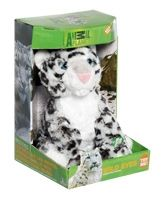 Animal Planet - Wild Eyes Endangered Spe... Try me! Animotion and sound, Cute and soft Snow Leop...