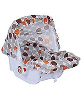 Fab N Funky Baby Carry Cot - Polka Dot Print