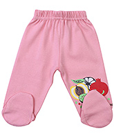 Babyhug Footed Leggings - Solid Color