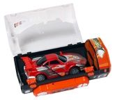 Auldey Race  -  Tin  Flash And Dash Fly Infinity Remote Control Car 6 Years+, Scale 1:32, Car With Flash And Dash Action...