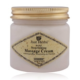 Just Herbs Herbal Nourishing Massage Cream