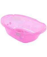 Fab N Funky Baby Bath Tub - Pink