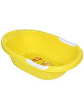 Fab N Funky Bath Tub - Yellow And White