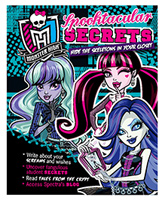 Parragon Monster High Spooktacular Secrets - English