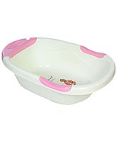Fab N Funky Bath Tub - Cream And Pink