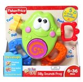 Fisher-Price - Silly Sounds Frog 6 - 36 Months, 5 Busy activities