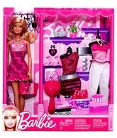 Barbie Trendy Clothes Set 3 Years+, Fashion Set For Barbie Lovers