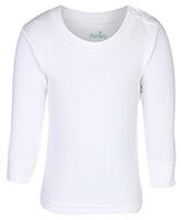 Babyhug Full Sleeves T Shirt - Off White