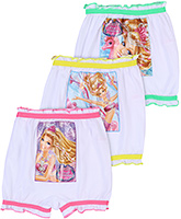 Barbie Bloomers Multicolour - Set Of 3