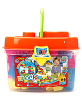 Fab N Funky Building Block - 116 Pieces