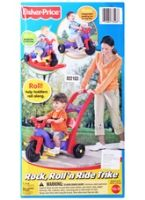 Fisher Price - Rock Roll'n Ride Trike