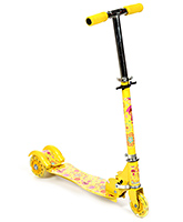 Fab N Funky Baby Scooter - Yellow