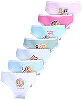Barbie Printed Panties - Set Of 6