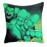 D'Decor Cushion Cover - Hulk - 40 X 40 Cm