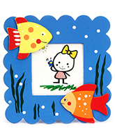 Fab N Funky Photo Frame - Fish Motif