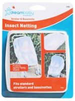 Mosquito Nets - DreamBaby Stroller &amp; Bassinette Insect Netting