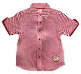 Juniors Half Sleeves Shirt - Red