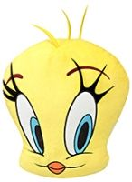 Tweety  -  2D Toy 32 X 30 Cm, Soft And Cuddly Toy For Your Kid