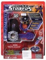 Mega Bloks - Battle Strikers Turbo Tops