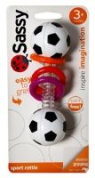 Sassy Sport Rattle