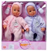 Twins Baby Doll Layette