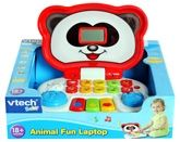 Vtech - Animal Fun Laptop 18 Months+, Join the Panda on a learning adventure!