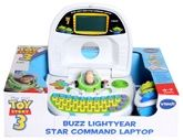 Star Command Laptop Buzz LightYear