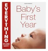 Everything You Need To Know About Babys First Year