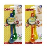 Dishes &amp; Utensils - Nuby Hot Safe Spoons