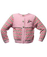 Sweater- Pink