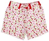 Juniors Shorts - Cherry Print