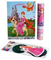 Birthday Party Accessory Kit Princess Themed