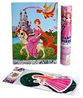 Buy Birthday Party Accessory Kit Princess Themed