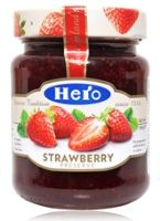 Hero Strawberry Preserve Jam