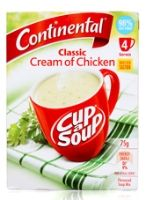 Continental Classic Cream Of Chicken Soup