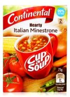 Continental - Hearty Italian Minestrone Soup