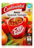 Continental Hearty Spanish Tomato Soup