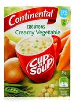 Continental - Croutons Creamy Vegetable