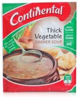 Continental Thick Vegetable Simmer Soup