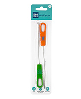 Mee Mee  -  Straw Brush 2 Pieces, Straw Brush For Cleaning Bottle Straw And ...