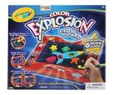 Art & Creativity  - Crayola - Color Explosion Glow Board