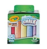 Stationery - Crayola - Sidewalk Chalk Carton