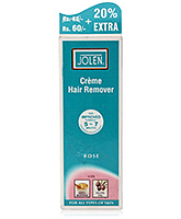 Jolen Rose Hair Remover Creme